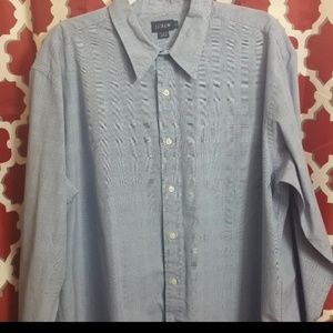 J. Crew Long Sleeve Button Up Shirt